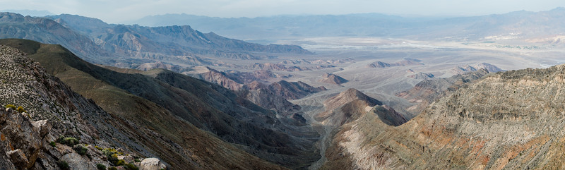 Aguereberry's Death Valley I