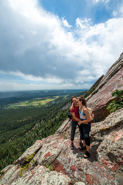 Flat Irons_Boulder_Colorado_photos by Gabe DeWittJune 27, 2014-95
