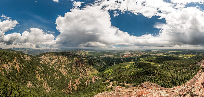 Flat Irons_Panorama2_by Gabe DeWitt