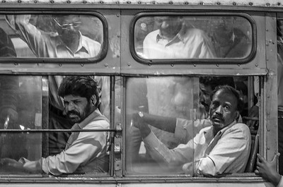 People of Karnataka, India