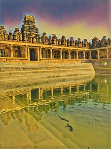 Nandeeshwara Temple, Nandi Hills