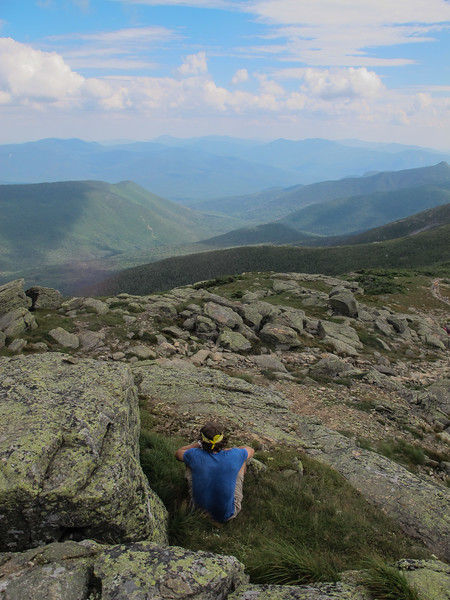 New Hampshire - Franconia Ridge