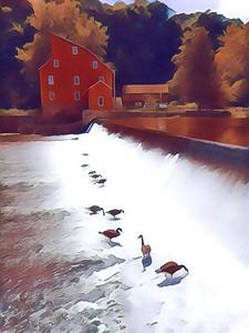 Red Barn, Clinton, NJ