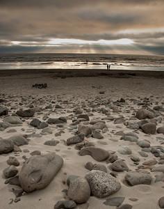 Oregon - Seaside Beach