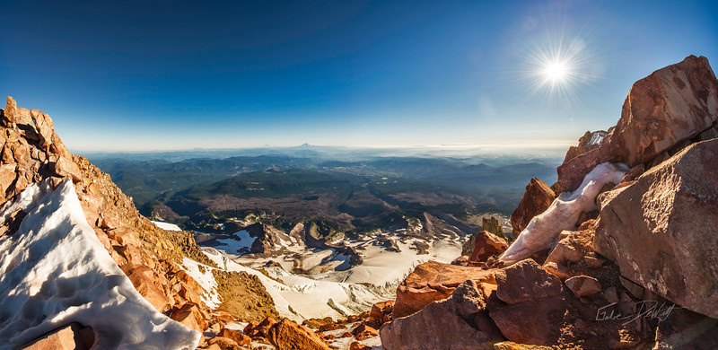 Mt Hood Summit_Panorama1