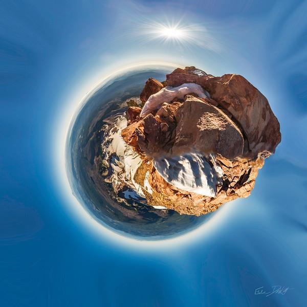 Mt Hood Summit_Panorama_polar