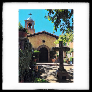 Tlaquepaque Village, Sedona, AZ