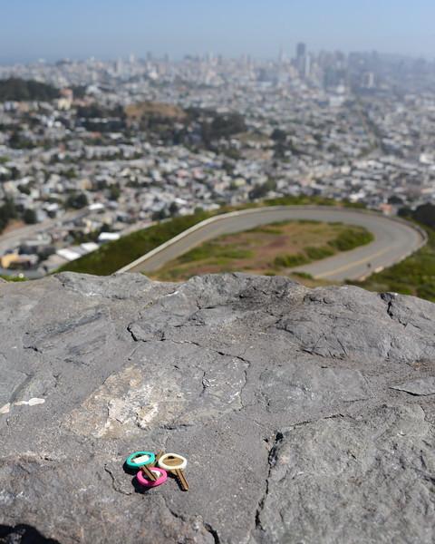 California - San Francisco (Twin Peaks)