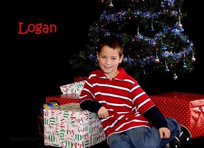 Logan Xmas Pics