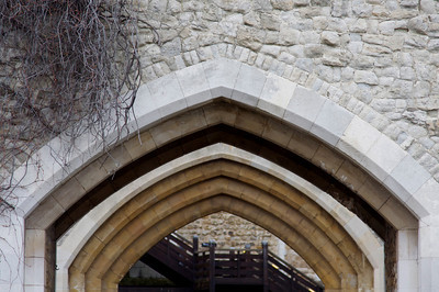 Arches, Tower of London