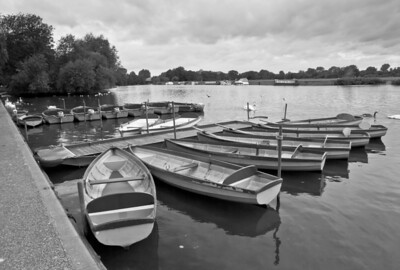 Boats for rent, Windsor