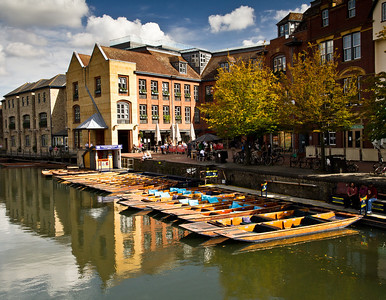 Quayside, Cambridge