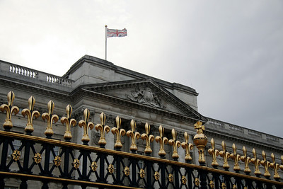 Buckingham Palace - London, UK