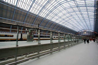 St. Pancras Eurostar Terminal