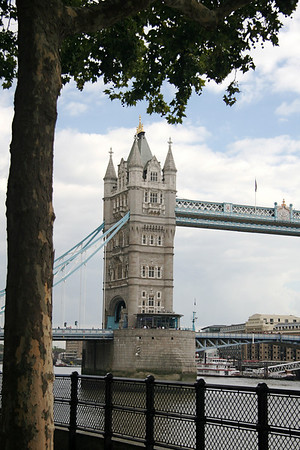 Tower Bridge from Embankment