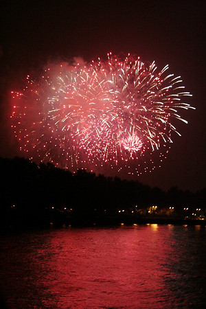 Guy Fawkes Night at Battersea Park – London, UK