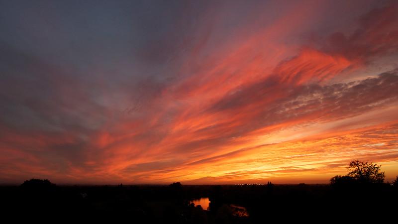 Richmond Hill Sunset 2013.