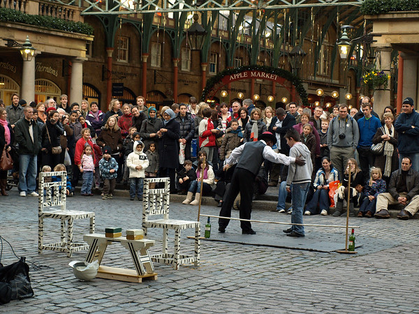 Covent Gardens - London