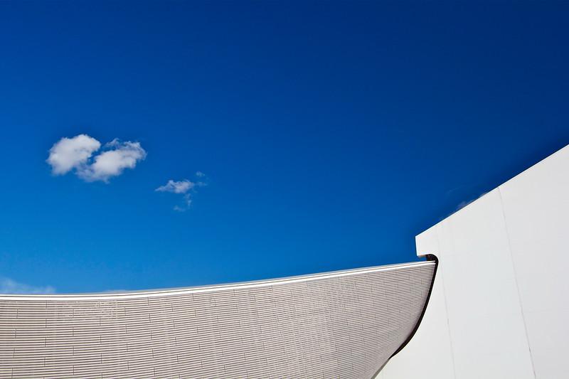 London 2012 Aquatics Centre.