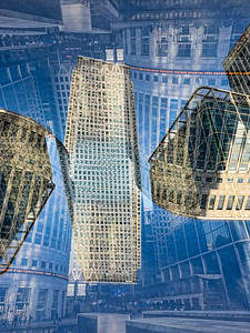 Double vision - Reuters Plaza