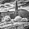 London - Unseen Light II - City Hall & The Shard