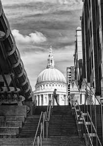 London - Unseen Light IV - St Paul's