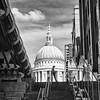 London - Unseen Light IV - St Paul's
