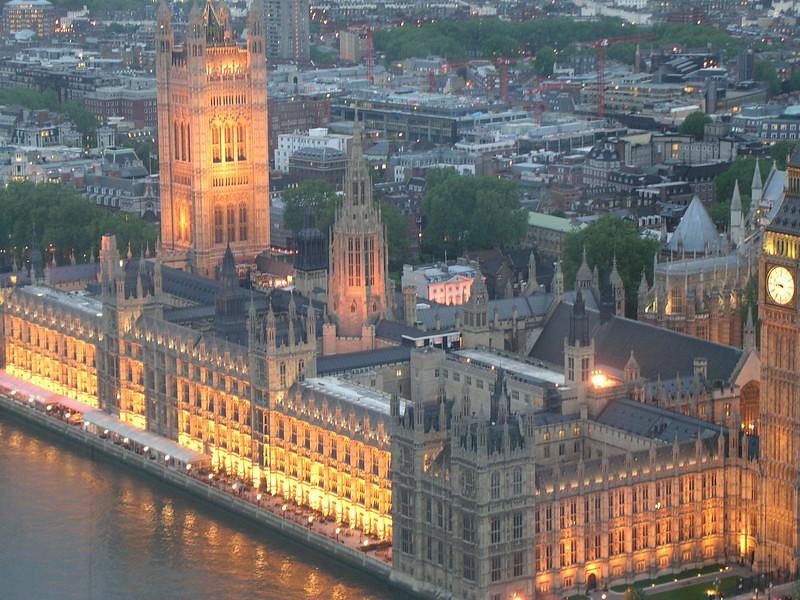 It's Parliamentary, My Dear