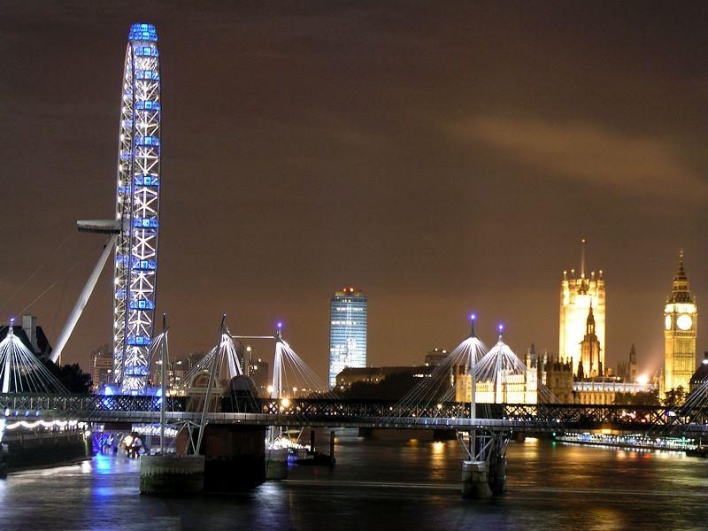 London by Moonlight