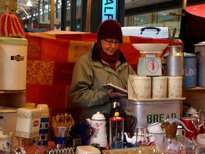 Spitafields Market - London