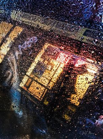 Black Cab reflections