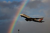 Heathrow Rainbow 2014.