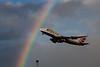 Heathrow Rainbow 2014.