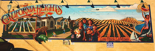 Mural, Long Beach