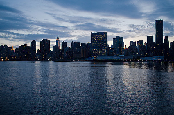 view from LIC
