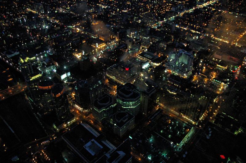 Toronto Canada - by night!