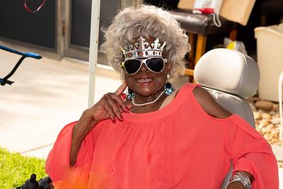 Loretta's 87th Birthday Party