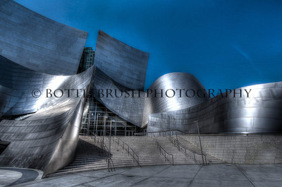 Disney Concert Hall, Los Angeles.