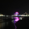 Santa Monica Pier - Night