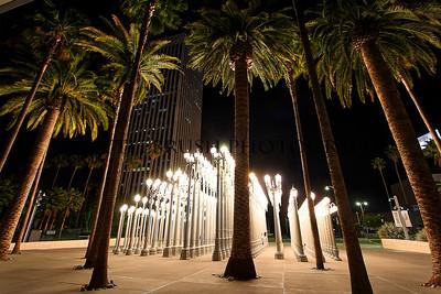 Urban Light Sculpture