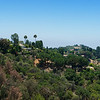 Mulholland Drive, Hollywood Hills, Los Angeles.