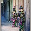 Festive Walkway; NOLA