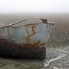 Folly Marsh Fog at Low Tide