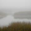 Folly marsh early morning fog I