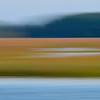 Beresford Creek marsh blur V