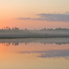 Sunrise on Beresford Creek off the Wando River in Charleston SC III