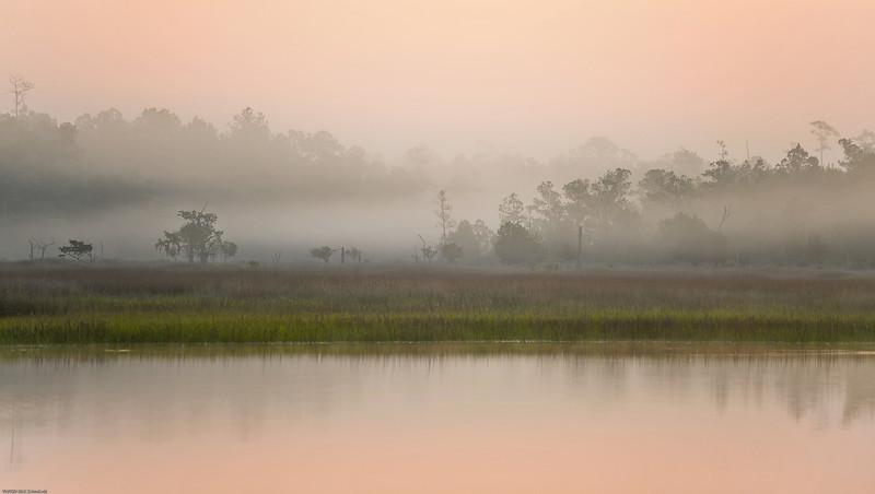 Beresford Creek Sunrise II