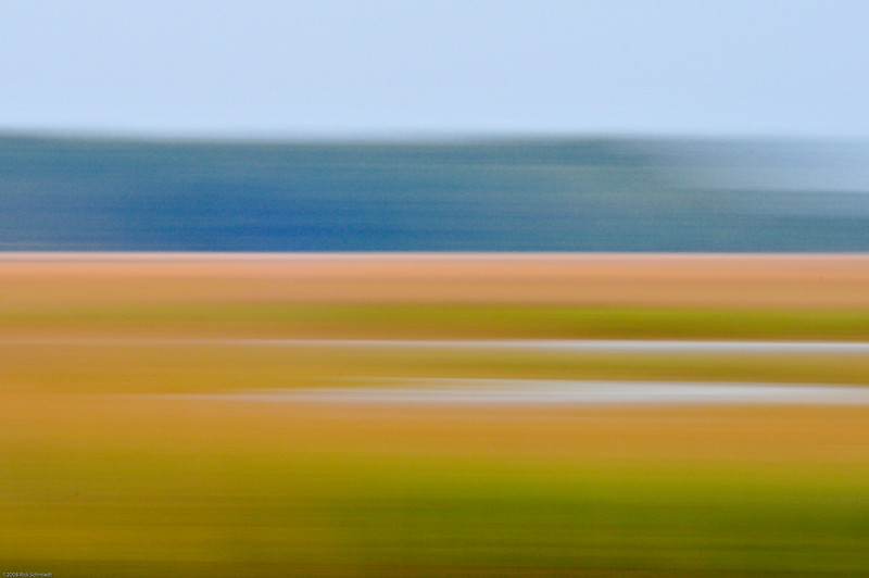 Beresford Creek marsh blur VI