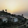 Sunset in Banyalbufar, Mallorca