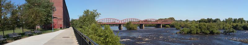 """""""Aiken St. Bridge"""""""
